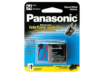 Panasonic HHR-P305A Rechargeable Battery for select Panasonic Co