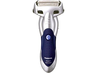 Panasonic ES-SL41S 3-Blade Wet/Dry ShaverBlue Color Shaver, Silv