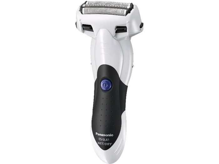 Panasonic ES-SL41W 3-Blade Wet/Dry ShaverBlue Color Shaver, Whit