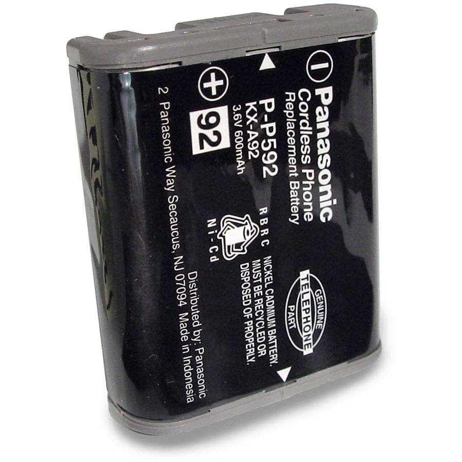 Panasonic PP592PA/1B 3.6V Ni-Cad Cordless Phone Battery