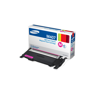 Samsung CLT-M407S Magenta Toner Cartridge for CLP-325W & CLX-318