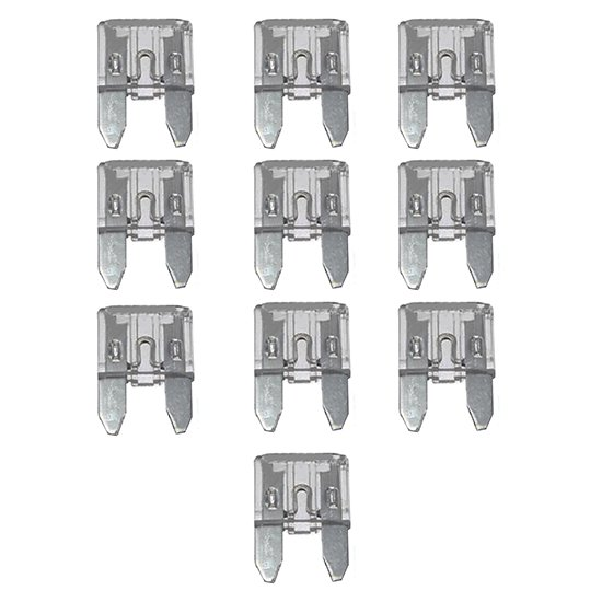 MINIF25 10 Pack Mini Fuses ATM 25 Amp Automotive 25A