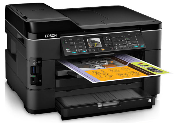 Multifunction Printer & Scanners